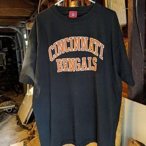 Vintage Cincinnati Bengals NFL tee